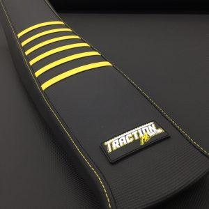 custom-gripper-traction-mx-seat-cover-yellow-husky-dirtbike-moto