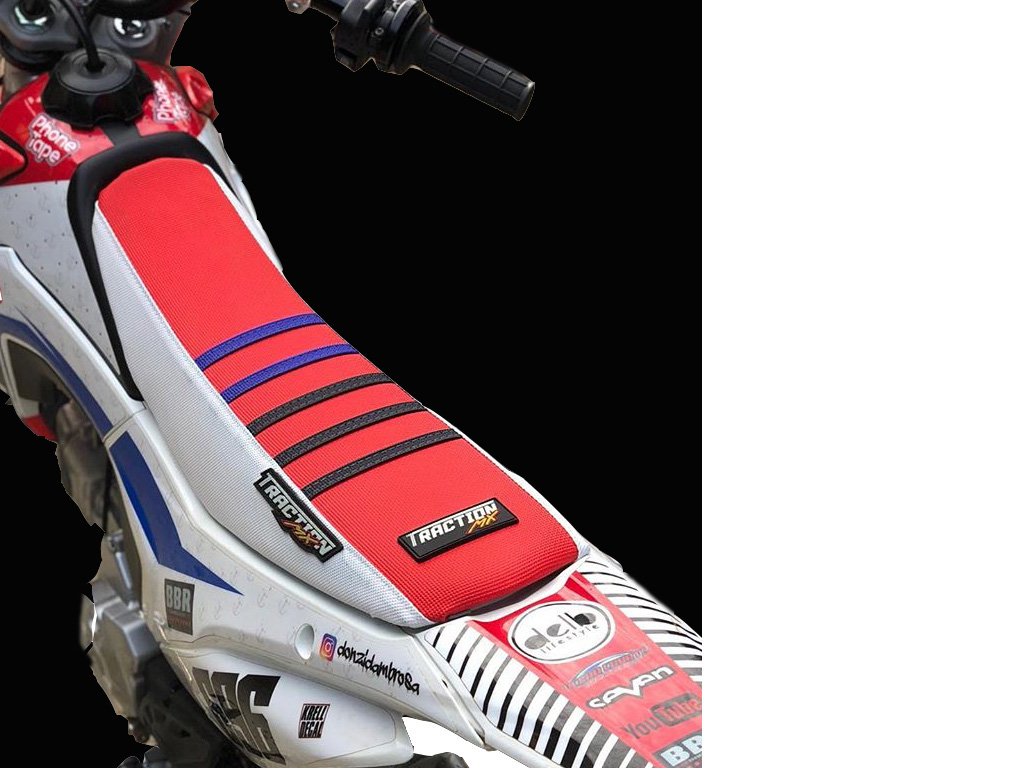 Superb Pit Bike Seat Cover Universal Gripper Crf50 Crf70 Crf110 Ttr Creativecarmelina Interior Chair Design Creativecarmelinacom